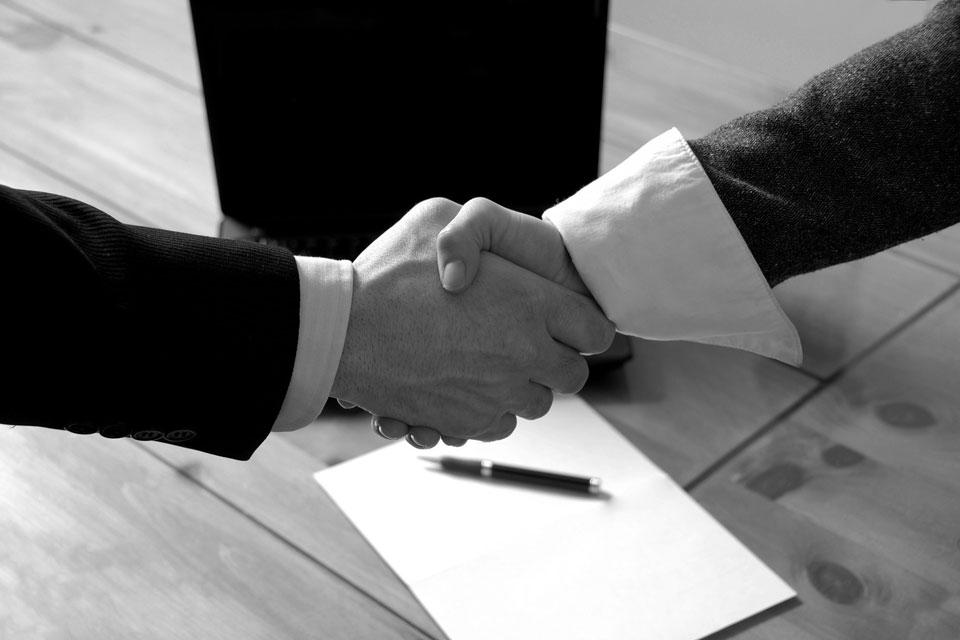 Picking Business Partner