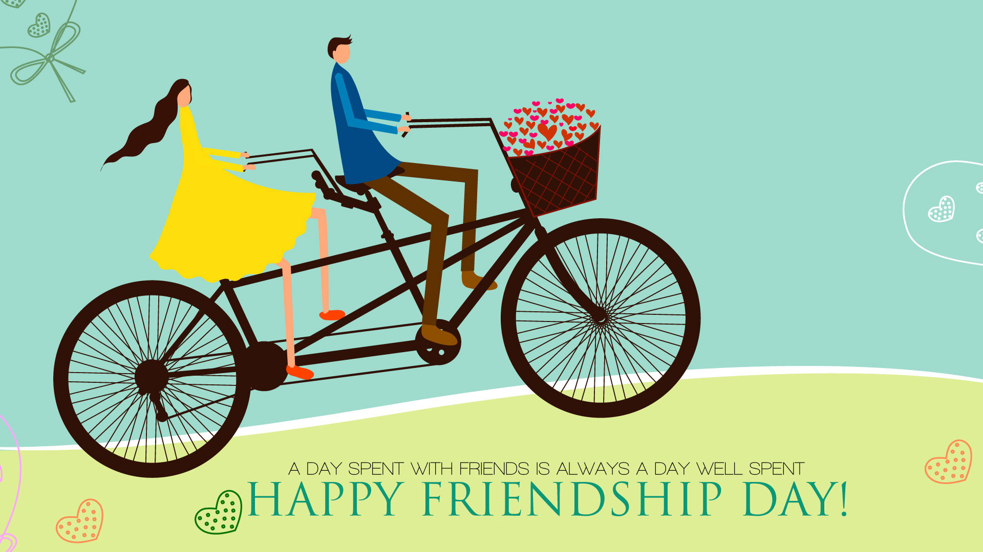 Friendship Day Wishes Love HD Wallpapers