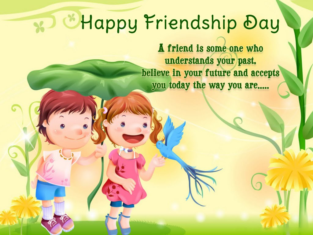 Happy Friendship Day Pics