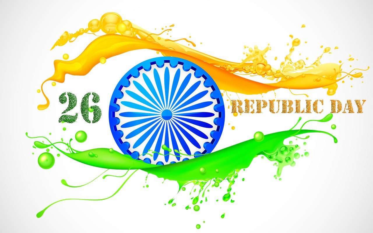 Happy Republic Day Facebook Cover Pics
