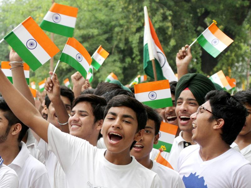 Tiranga Students Hindustan School