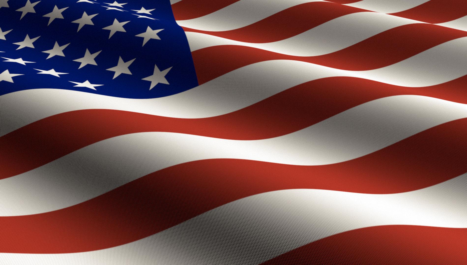 American Flag Desktop Wallpaper HD