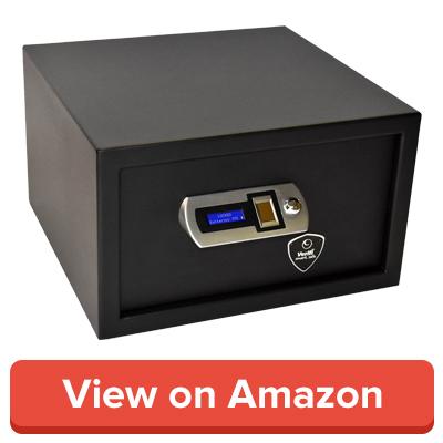 Verifi Smart.Safe. Fast Access Biometric Safe S5000