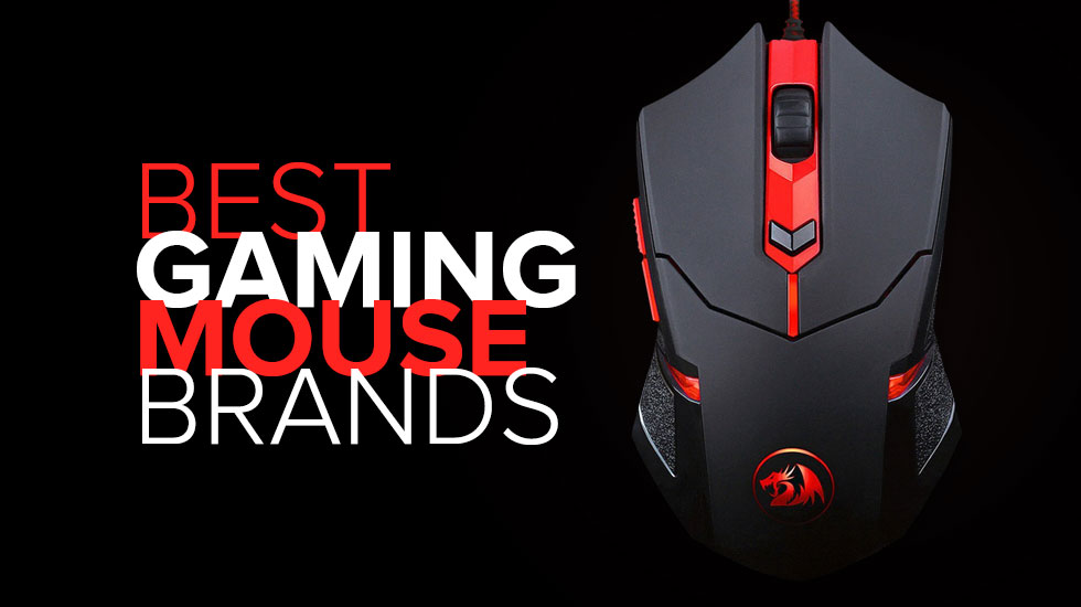 Best Gaming Mouse Brands