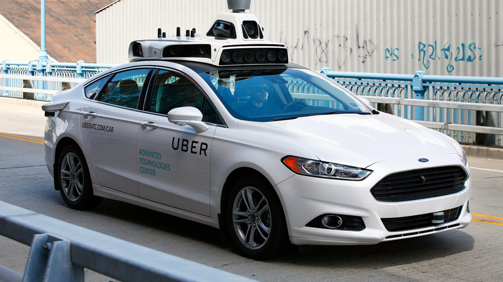 Uber's Robotic Taxis