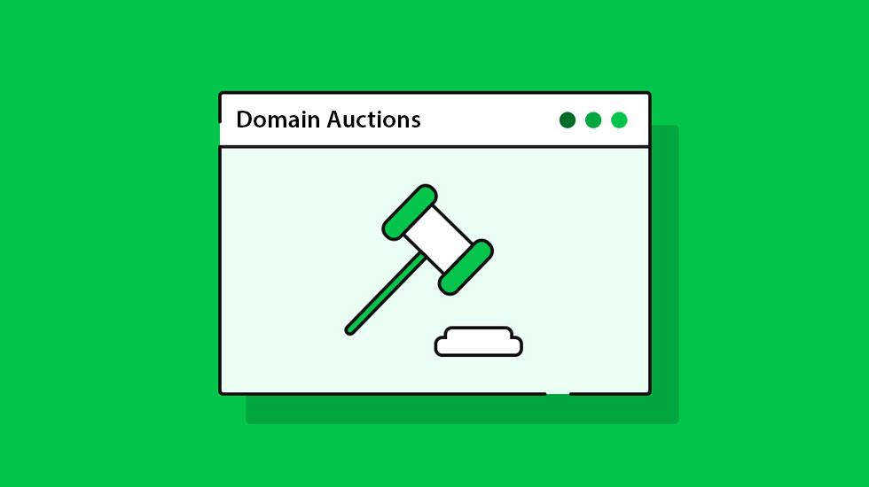 Domain Auctions