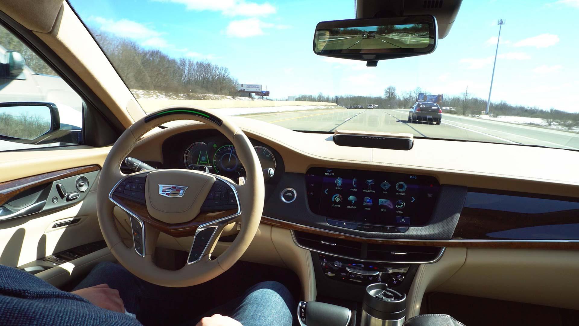 Smart Self-Driving Car