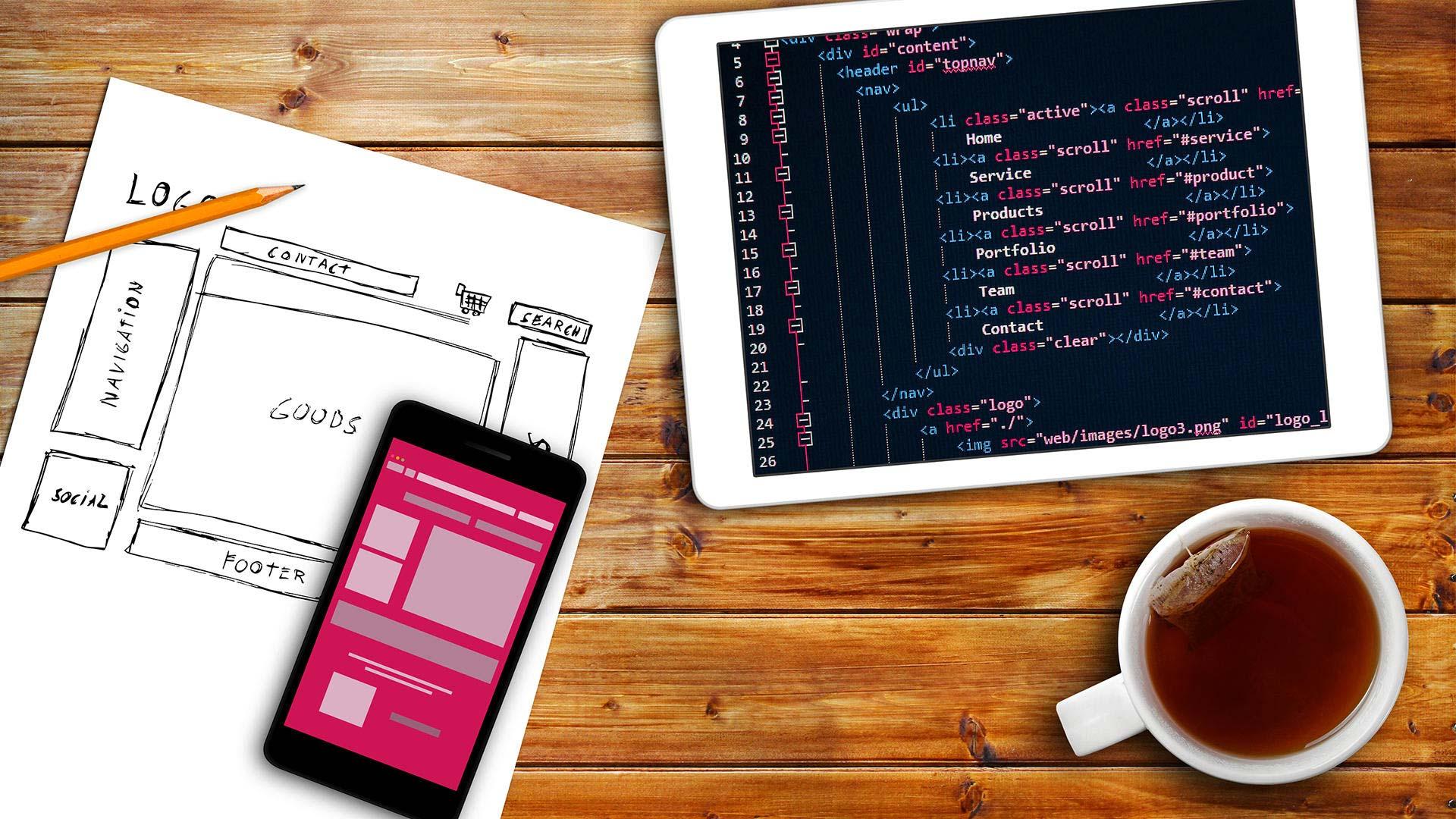 Web Development Project