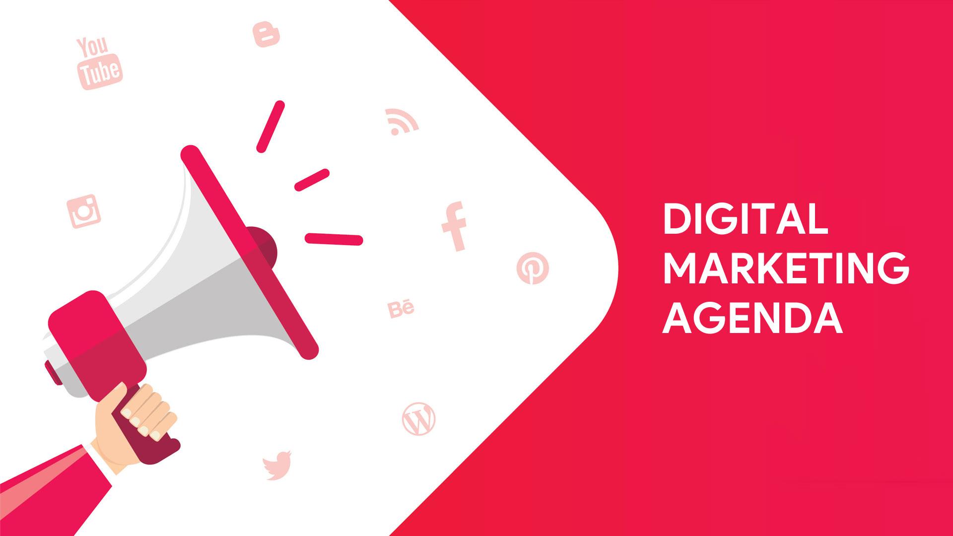 Digital Marketing Agenda