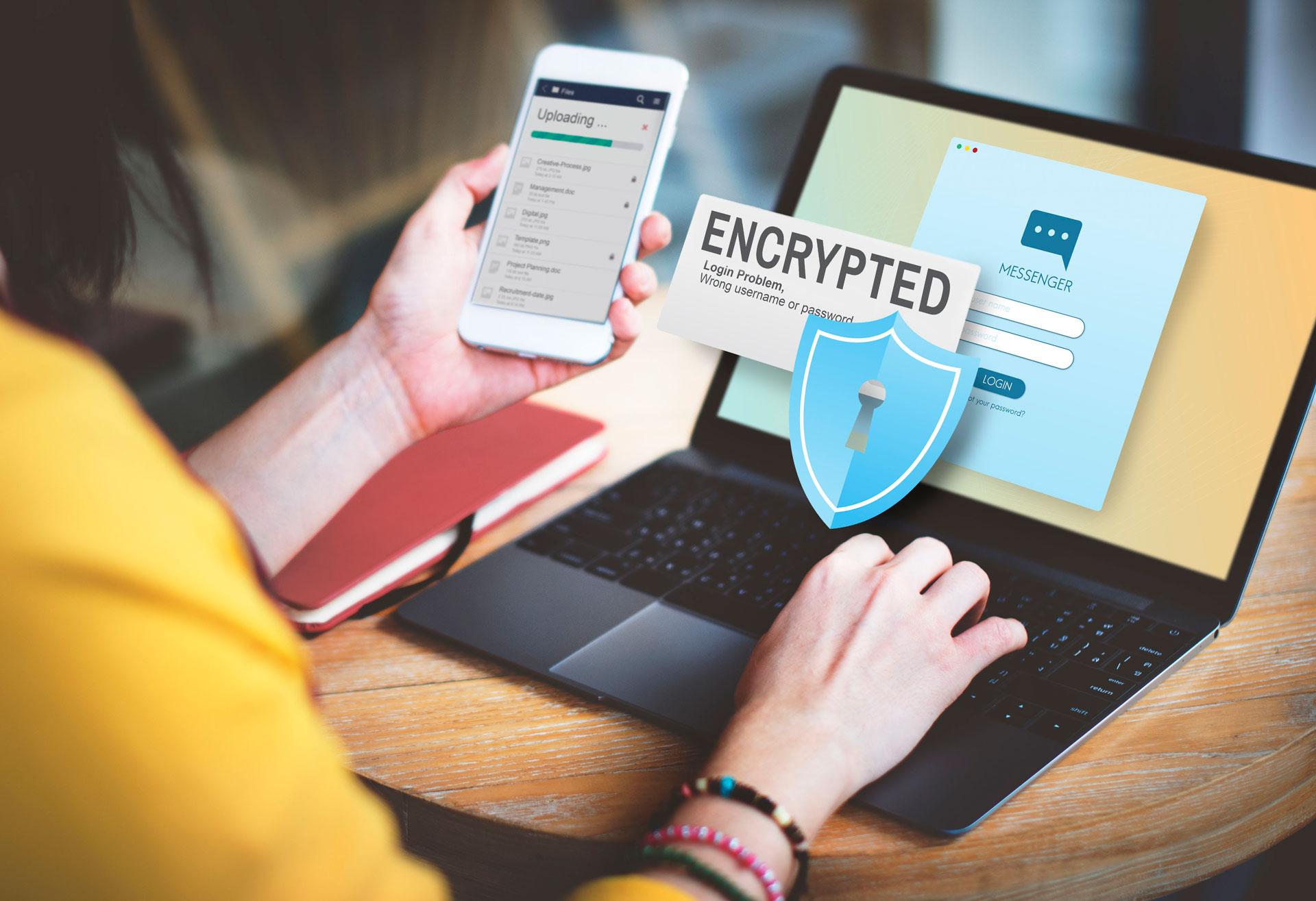 Keep Business Information Secure Online