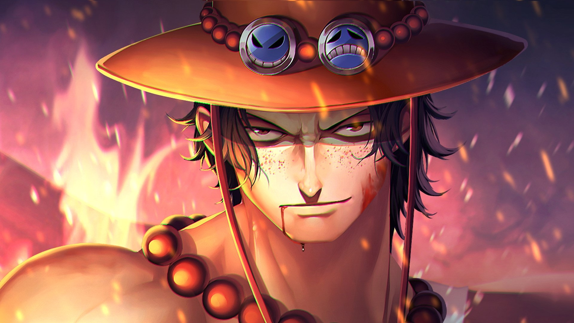 Fighter Man Anime Wallpaper