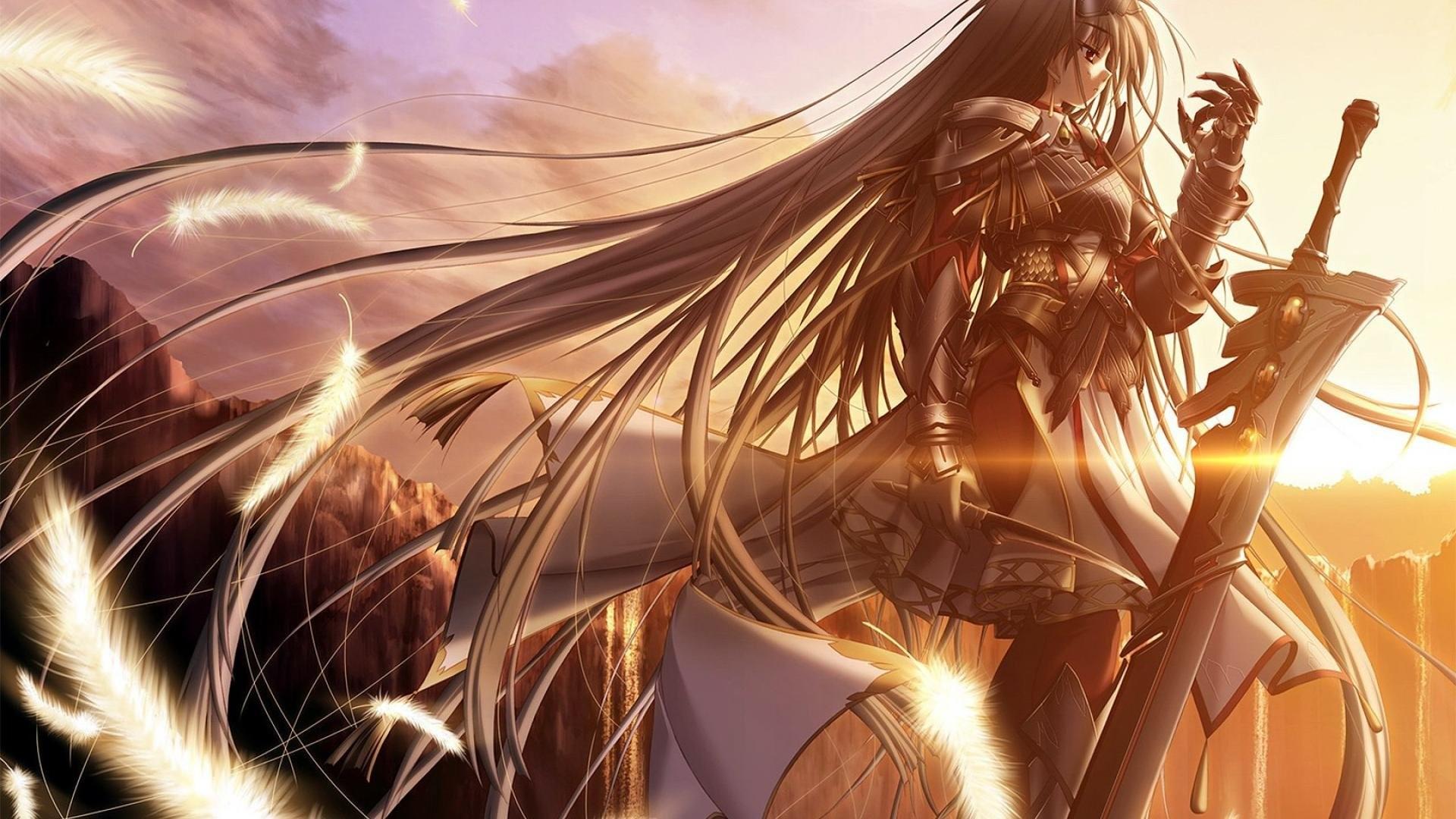 Gladiator Anime Wallpaper